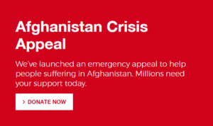 Afghan Help Donation
